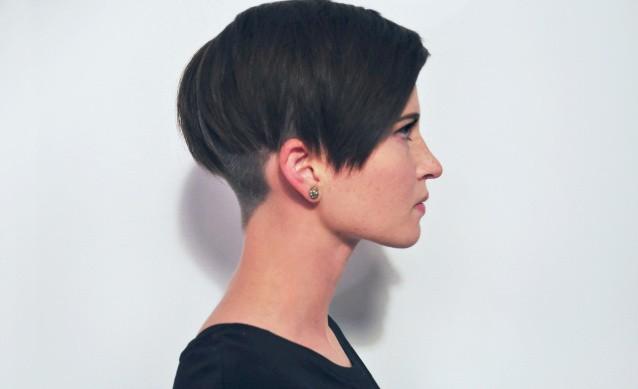 Женская стрижка Андеркат: варианты исполнения