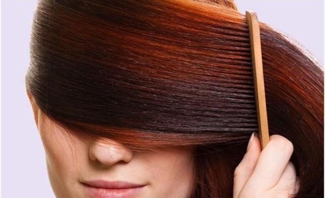 Кислотная смывка для волос