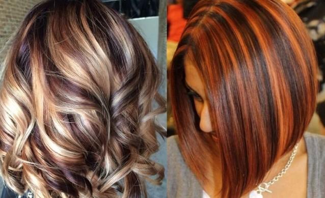Колорирование: техники окрашивания и выбор цвета по типу волос