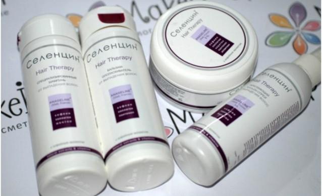 Селенцин для волос: действие и показания к применению