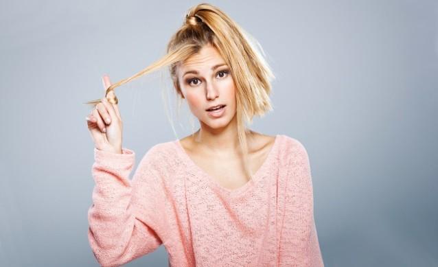 Тонкие волосы: как добиться объема