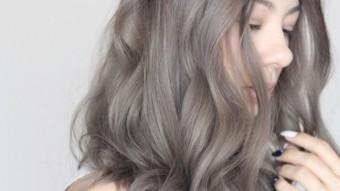 Цвет волос холодные оттенки
