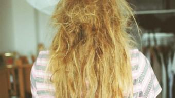 Колтуны на нарощенных волосах