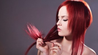 Как спасти пересушенные волосы