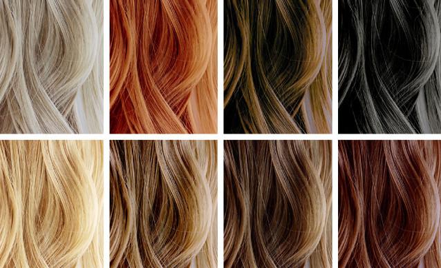 Расшифровка цифр на краске для волос