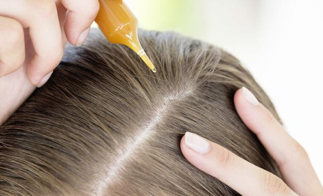 Масло для корней волос