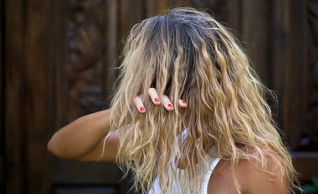 Сухие и ломкие волосы