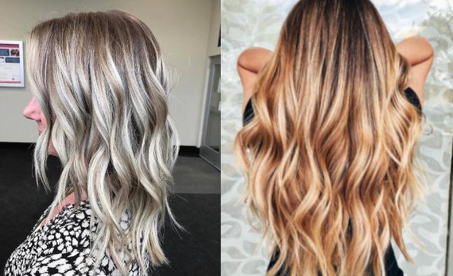 Мелирование волос « width=»638