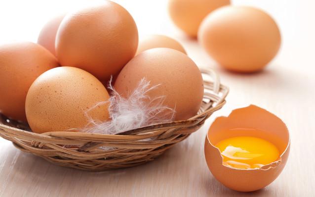 Макис с яйцом
