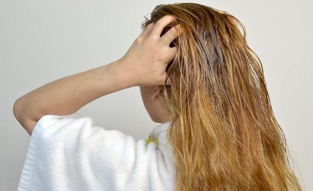 Маска со зверобоем для волос